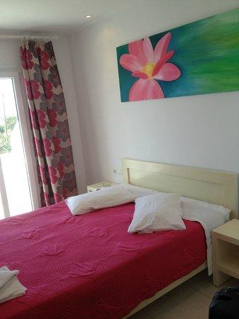 Milena Hotel: vista della camera