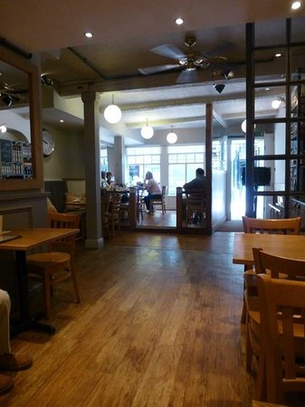Traders - The Day Time Cafe: View to Chestergate