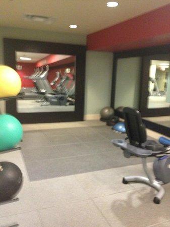 The Skirvin Hilton Oklahoma City: Gym