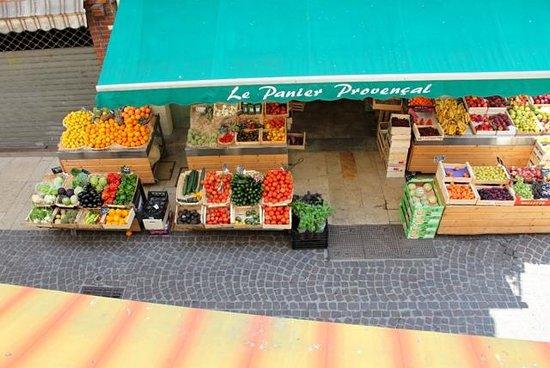 La Maison d'Odette : Saison, fraîcheur, Provence
