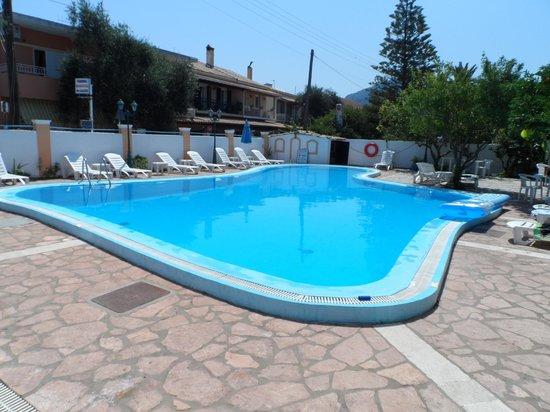 Aquarius Pool Apart Hotel: aquarius pool
