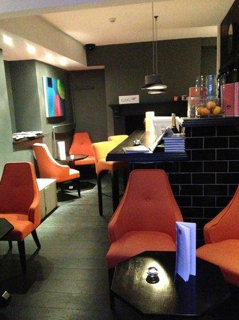 Manorhaus Llangollen: The hotel bar