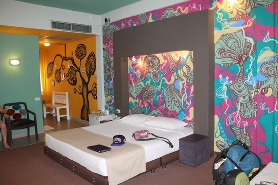 Mystic Place: Chambre Tropical