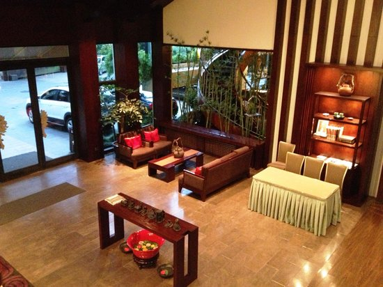 Landison Longjing Resort: Lobby