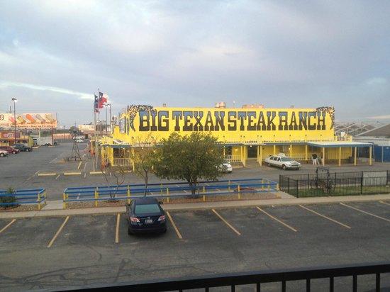 big texas restaurant picture of big texan motel amarillo rh tripadvisor co uk