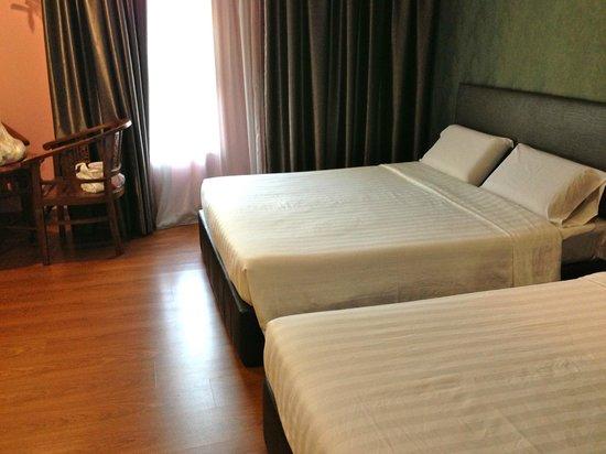 U & Me Hotel: room