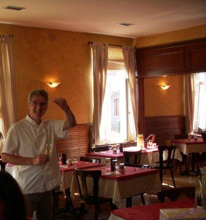 Ostwald, Francia: le patron en salle