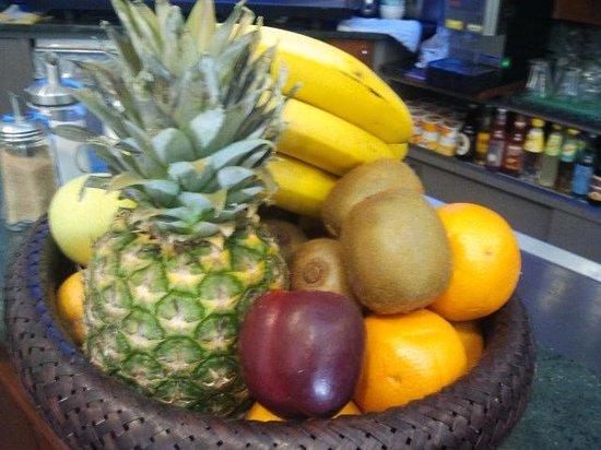 frutta sempre fresca