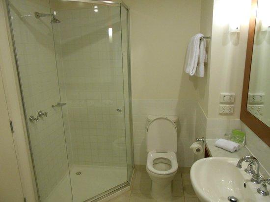 Yarra Valley Lodge: Bathroom