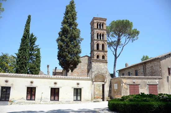 Torri in Sabina, Italy: Santuario di vescovio Rieti