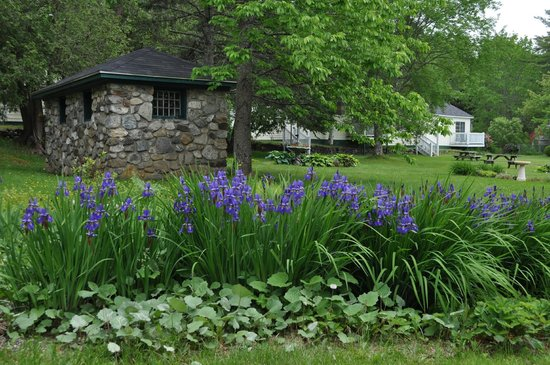 The Country Inn at Camden / Rockport: We loved the landscaping and relaxing environment