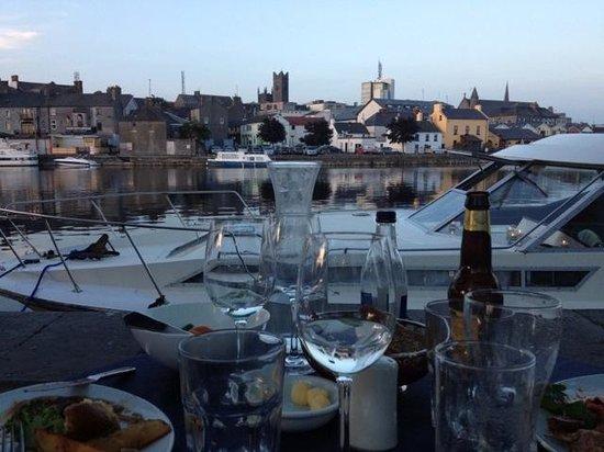 The Locke Restaurant: vue Exterieur