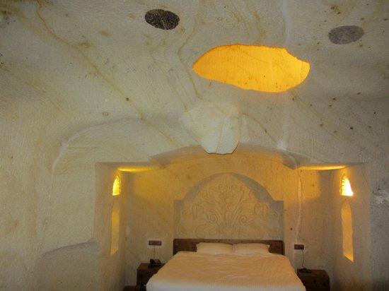 Has Cave Konak Hotel: tarih,estetik