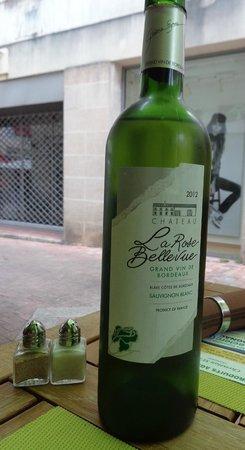 La Cave passe A Table : Château La Rose Bellevue Côtes de Blaye blanc 2012