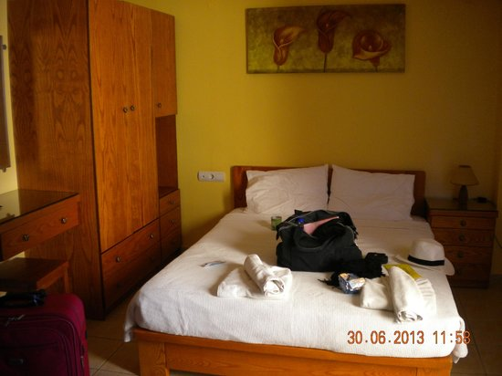 Dajon Luxury Apartments : Part of room/apartment