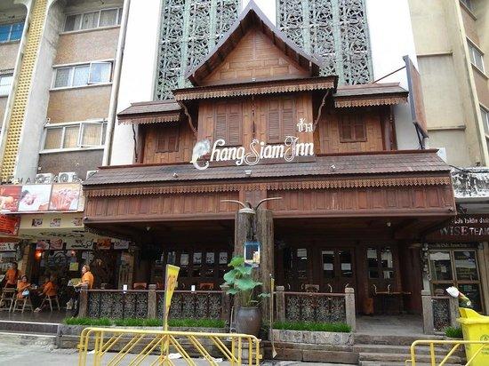 Chang Siam Inn: Hotel exterior