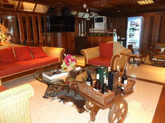 Chang Siam Inn: Hotel lobby