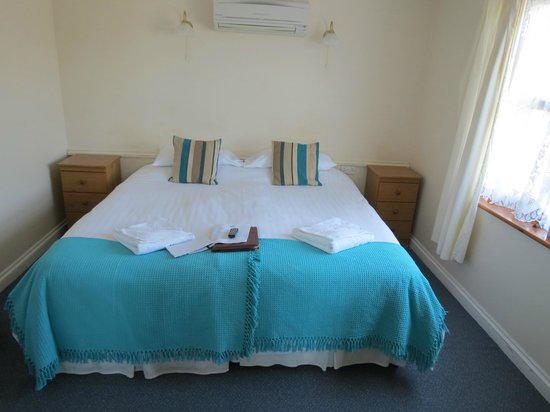 Trethorne Hotel & Golf Club: Bedroom