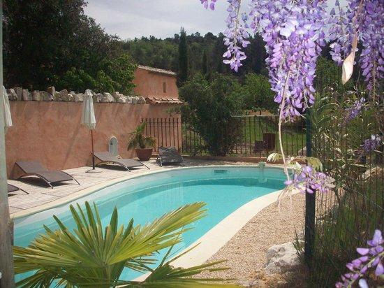 La Sauvasse : piscine