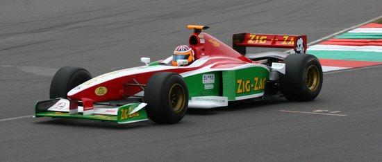 Anglesey Circuit - Trac Mon: Historic Formula 1