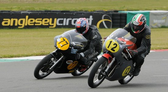 Anglesey Circuit - Trac Mon: Classic Motorcycles