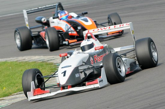 Anglesey Circuit - Trac Mon: Formula 3s