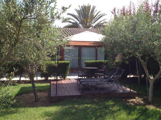 Agroturismo S'Hort De Son Caulleles: Grand Suite private terrace