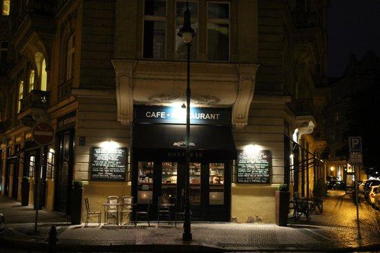 Hotel Residence Agnes : Praga