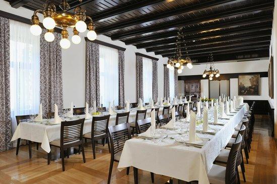 Hotel Balnea Superior: Gastronomy