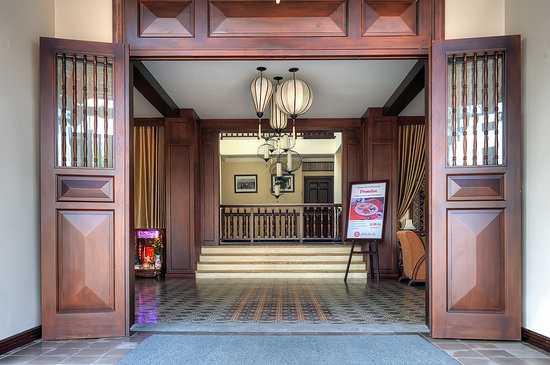 Little Hoian Boutique Hotel & Spa : Lobby Look