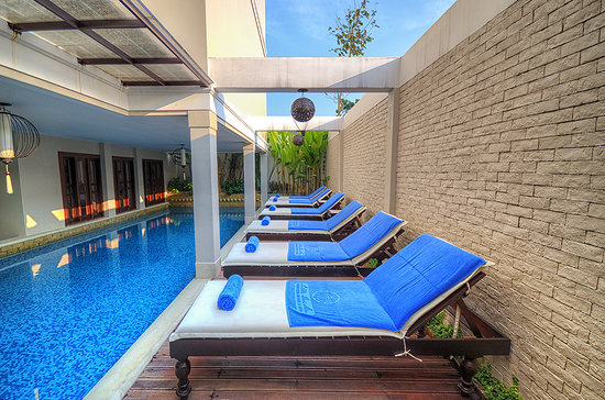 Little Hoian Boutique Hotel & Spa : Outdoor Pool