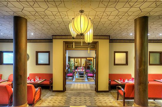 Little Hoian Boutique Hotel & Spa : Restaurant - inside