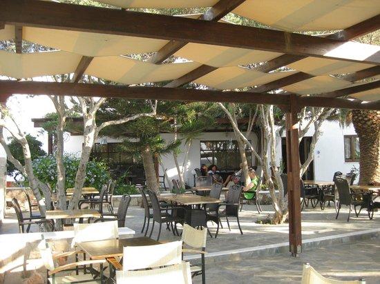 Santa Maria Village : Zona colazione