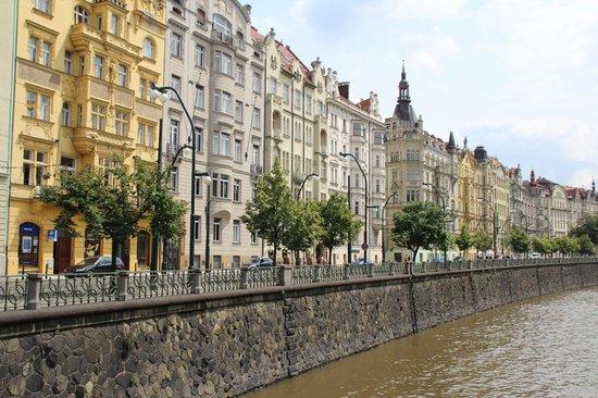 Hotel Residence Agnes: Praga