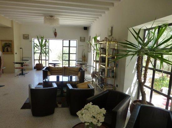 Domaine Malika : Lounge