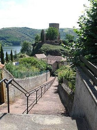 Roanne, France: La Tour Saint Maurice