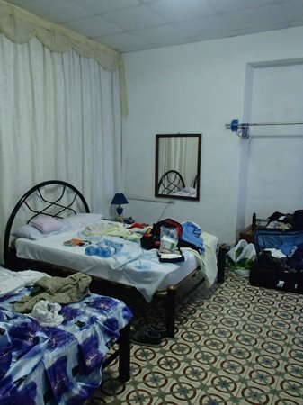 Hostal Azul: Zimmer