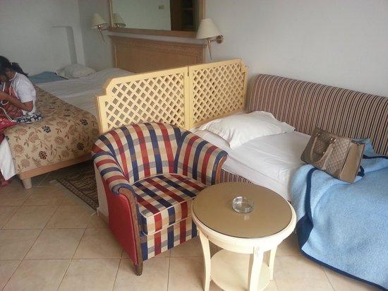 Marhaba Royal Salem: 3rd room on the 4th floor