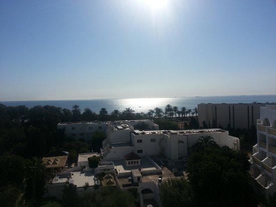 Marhaba Royal Salem: 4th floor sea view