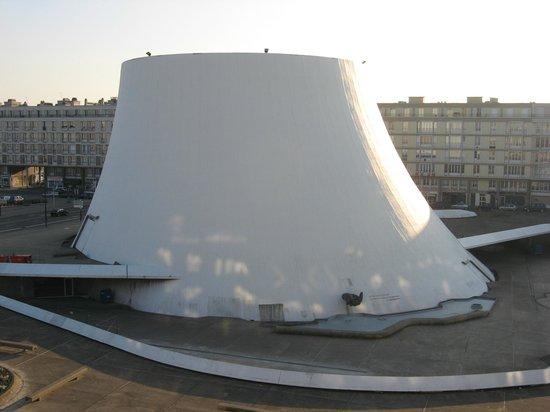 Le Volcan : Scene Nationale du Havre: C'est drôlement moche !