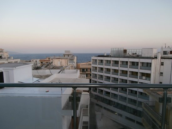 Hotel Parthenon City: view