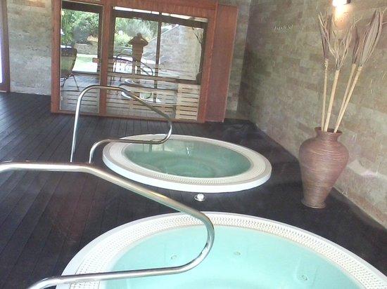 """Hotel 2 Mari: I """"bollori"""" della SPA con la sauna finlandese"""
