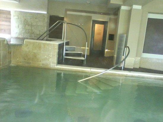 "Hotel 2 Mari: il ""tepidarium"" della SPA"