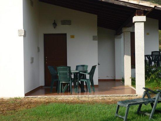 Hotel Lu Baroni : la veranda
