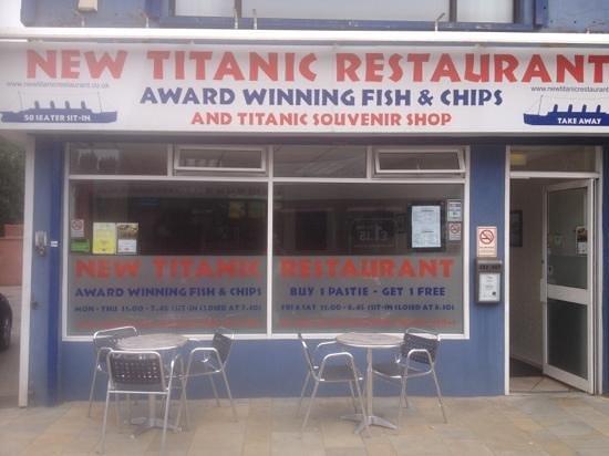 Mr Jd's New Titanic Restaurant Photo
