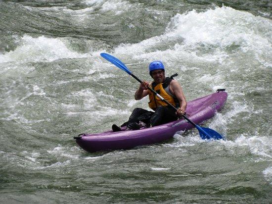 Yellowstone Raft Company: sit on top's