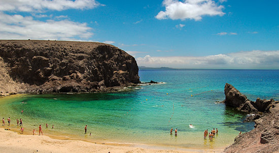 Hotel Miramar: Playa de Papagayo