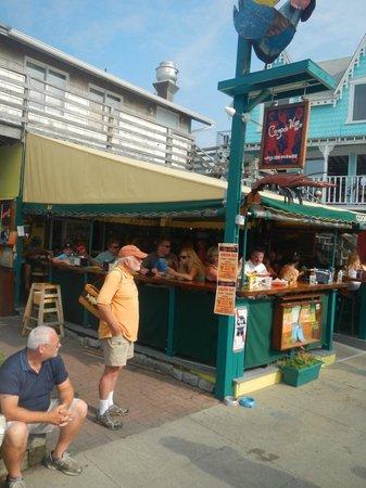 """Coop de Ville Restaurant: The """"Big A$$"""" Lobster King"""