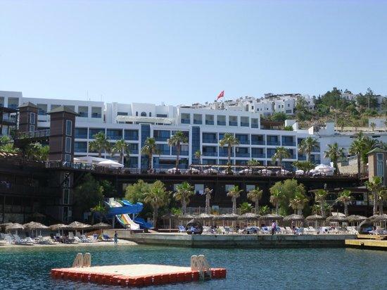 Delta Beach Resort: batiment principal