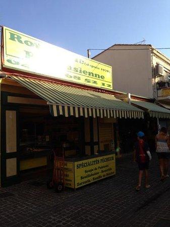 Rôtisserie Palavasienne : côté traiteur